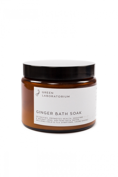 Ginger Bath Soak