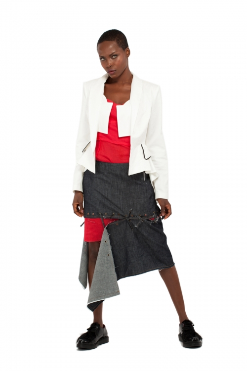 The Rules Braker Skirt