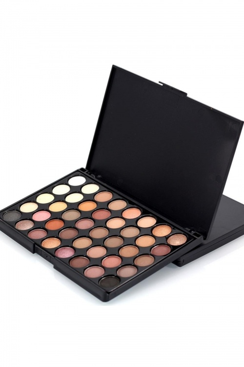 Makeup Palette Shimmer Set