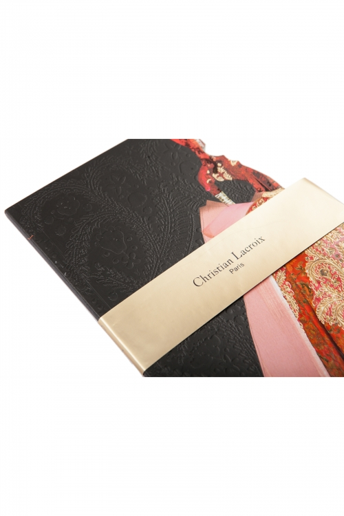 Christian Lacroix A5 Madone Byzantine Softcover Notebook