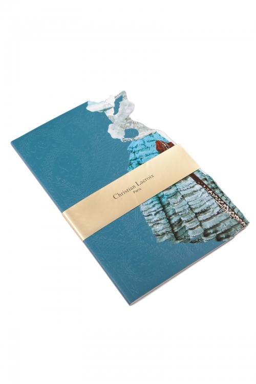 Christian Lacroix A5 Madone Atalante Softcover Notebook