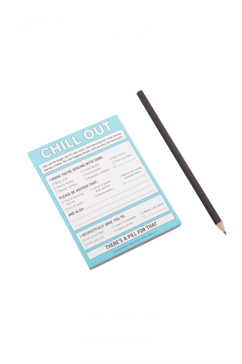 Chill Out Nifty Notes