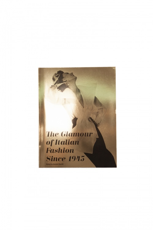 THE GLAMOUR OF ITALIANFASHION SINCE 1945Sonnet Stanfill