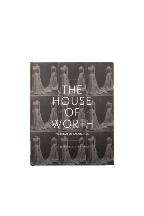 The House Of Worth Book