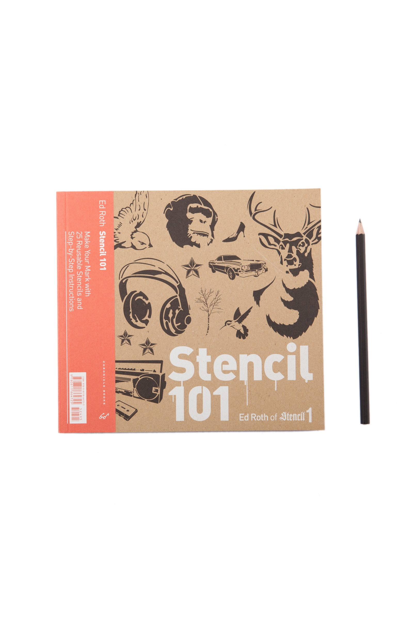 Stencil 101Make Your Mark with 25 Reusable Stencils and