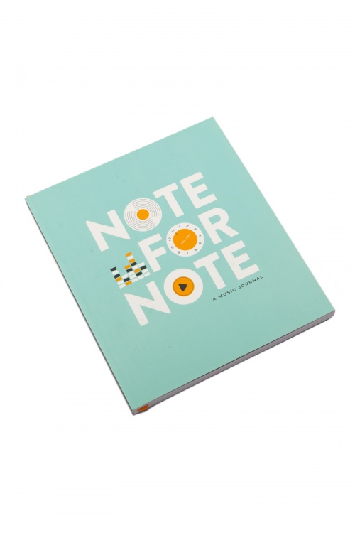Note for NoteA Music Journal