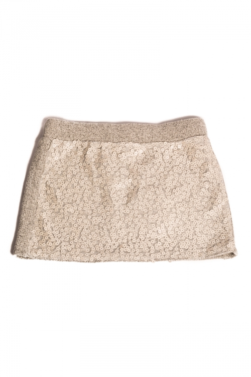 Sequins Baby Skirt