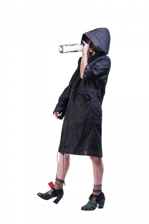 Bad Girl Trench