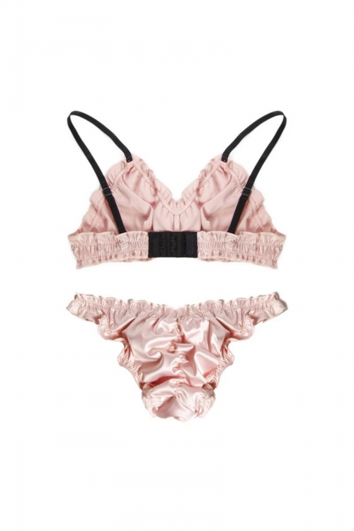 Pinky Curly Damned Lingerie