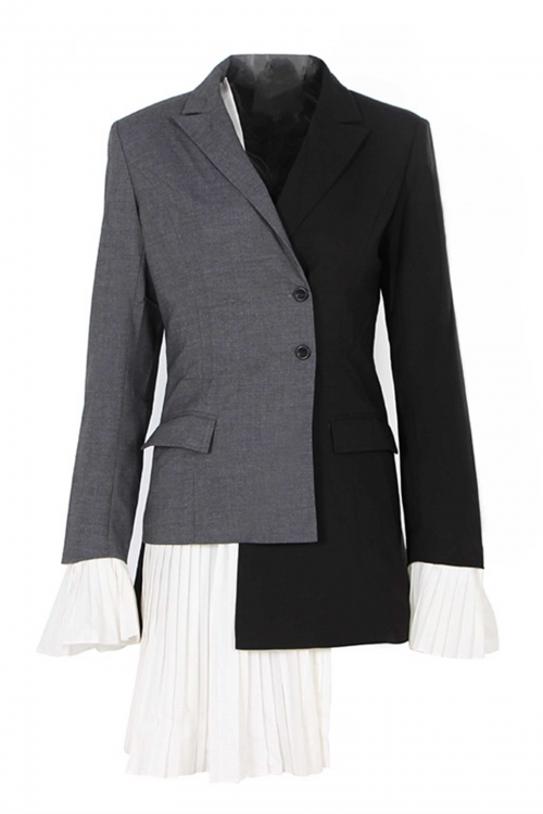 Twisted Two Jacket